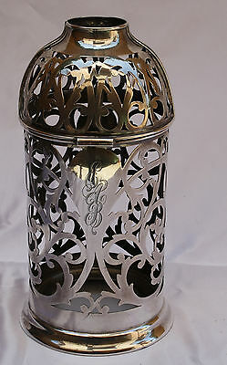 Magnificent 1900's Repose Sterling Silver Wine or Champage Holder