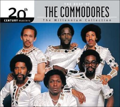 20th Century Masters The Millennium Collection Best of the Commodores CD NEW