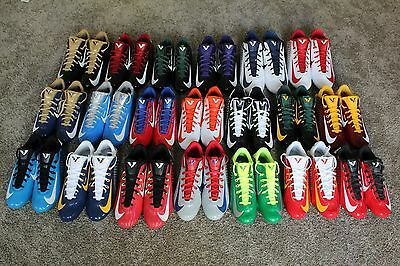 06 New Mens Nike Vapor Carbon 2.0 Football Cleats 631425 MANY COLORS SIZES 8-16