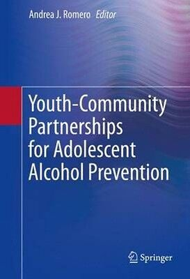 Youth-community Partnerships for Adolescent Alcohol Prevention by Hardcover Book