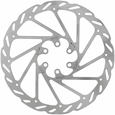 Avid Clean Sweep G2 6-Bolt Disc Rotor - 180mm