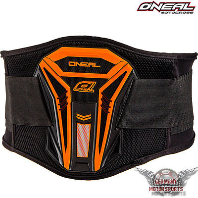 Oneal Pxr Motocross Nierengurt Orange Cross Offroad Quad Enduro Supermoto Ktm