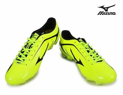 Mizuno BASARA 001 MD Soccer Football Cleats Shoes Boots Spike Cleat Green 146109