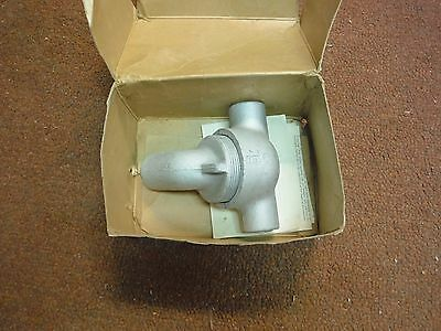 Crouse-Hinds EZS 1 Explosion Proof Fitting