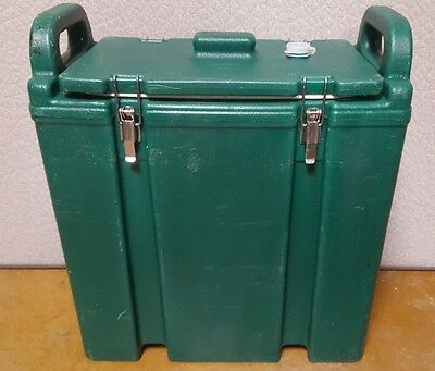 Cambro Green Insulated Soup Carrier 350LCD