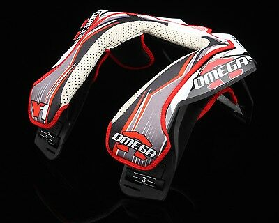 Omega Y1 Youth Motocross Off-Road Neck Brace