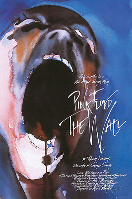 Pink Floyd- The Wall Film Poster Print 24x36 Rock & Pop Music