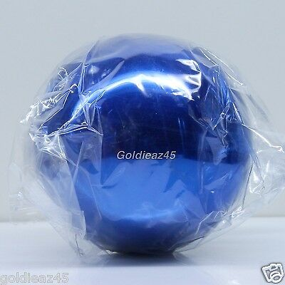 "3"" Stainless Steel Blue Gazing Ball Globe VCS BLU03"