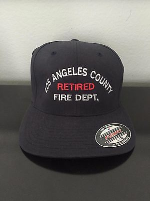 Los Angeles County Fire Department RETIRED Hat