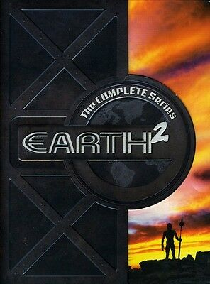 Earth 2: The Complete Series [4 Discs] (2007, REGION 1 DVD New)