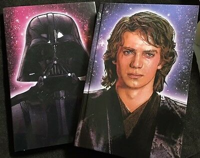 STAR WARS THE RISE AND FALL OF DARTH VADER Ryder Windham HC Hardcover Book