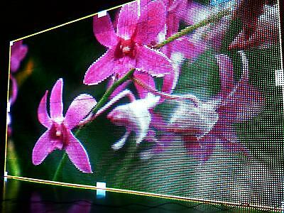 New 3.1M by 1M P16 RGB Full Color OutDoor LED Sign Display Free Sea Shipping
