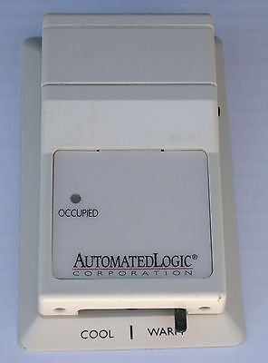 Automated Logic LSPLUS Thermistor Control Thermostat AC Room Stat
