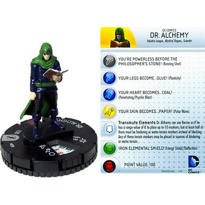 Dr. Alchemy 039 - The Flash Heroclix