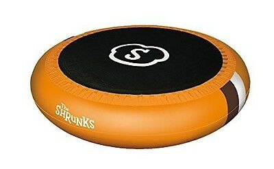 The Shrunks Inflatable 2-in-1 Safety Trampoline Pool Portable Indoor or Outdoor