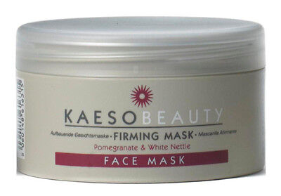 Kaeso Face Mask Firming Pomegrainte & White Nettle Soothes & Moisturizes 245ml