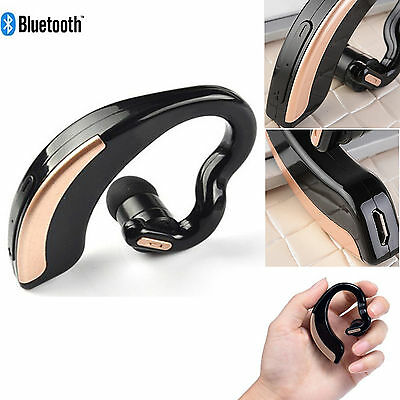 Wireless Earphones Over Ear Bluetooth Headset Stereo With Mic For iPhone Samsung