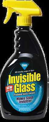 Invisible Glass car windscreen cleaner - also windows / bathroom glass / mirrors