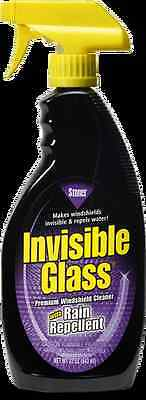Invisible Glass windscreen cleaner and rain repellent - for glass or windshield