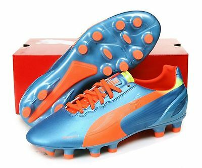 PUMA EVO SPEED 3.2 HG Soccer Football Cleats Shoes Boots Cleat Spike