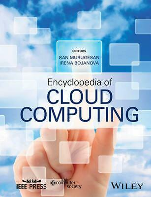 Encyclopedia of Cloud Computing by Murugesan (English) Hardcover Book Free Shipp