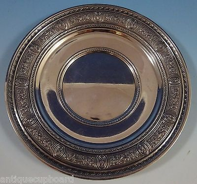 Wedgwood by International Sterling Silver Sherbet Underplate #H35 (#1177)