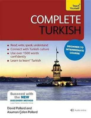Complete Turkish Beginner to Intermediate Course: (Book and audio support) by As