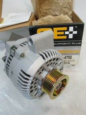 OE Plus AL-4750 Remanufactured Alternator - F150 Ford 1993 - 96, Ranger 92-95