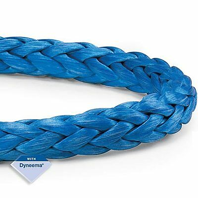 4mm x 10m Dyneema SK78 Rope - 2500kg Rated- Synthetic Fishing Marine Yacht