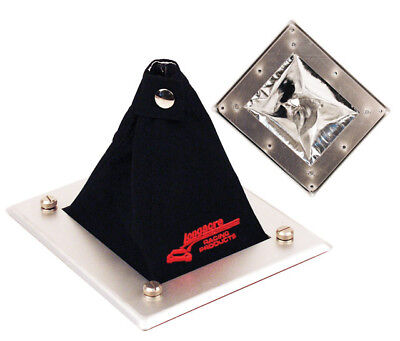 Longacre Racing Shifter Boot,Quick Access Mounting Plate,22615,Jerico,Tex ~