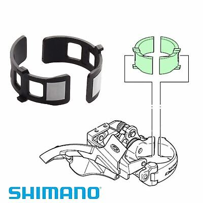 Shimano Front Mech Adapter Clamp Band Shim 34,9mm to 28,6mm Bicycle Derailleur