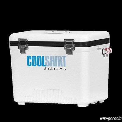 Cool Shirt 13 Qt. cooler for club system-works with all cool shirts,CoolShirt **