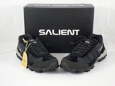 Disc Golf Shoes with Salient Disc Logo