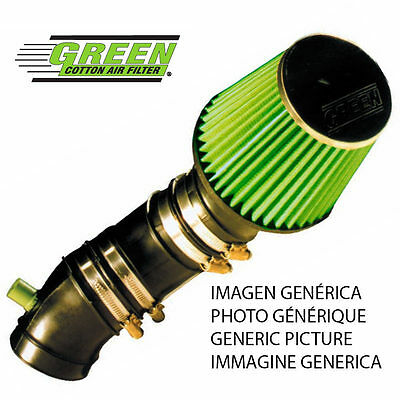 P426 Green Kit Admisión Aire Directa Deportiva Fiat Barchetta 1,8L 16V (Without