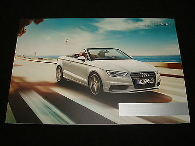 audi a3 cabriolet 2015 mod le an prix sp cifications. Black Bedroom Furniture Sets. Home Design Ideas
