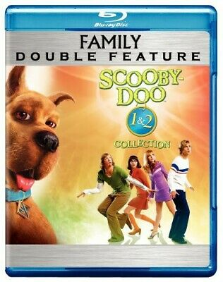 Scooby-Doo: The Movie/Scooby-Doo 2: Monsters Unleashed [WS]  (2011, Blu-ray NEW)