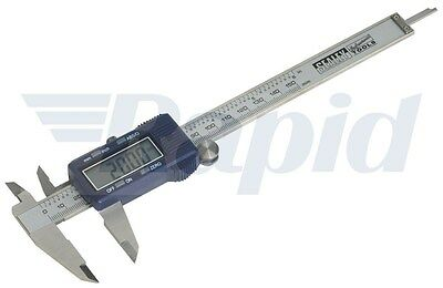 Sealey AK962EV Digital Vernier Caliper 0-150mm/0-6in