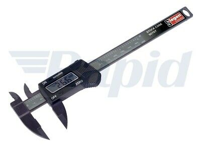 Siegen S0707 Digital Electronic Vernier Caliper 0-150mm/0-6""