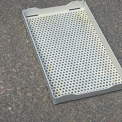 Norm Tray Steribox  Sterilcontainer Gelocht Normtray Alu