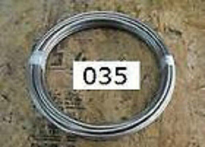 """150 Ft 1/4"""" Tubing 316L .25 X .035 Stainless Steel Tube"""