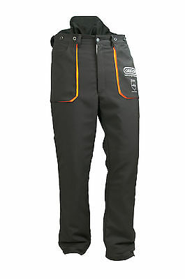 Brand New Oregon Yukon Type C Chainsaw Trousers Multiple Sizes Available