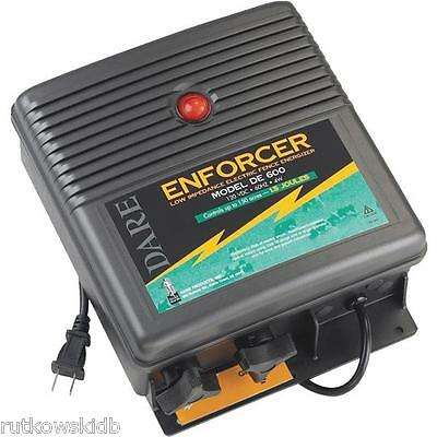 150-Acre Dare Enforcer Electric Fence Charger Energizer