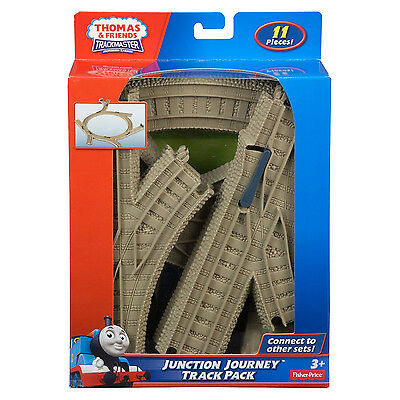 Fisher-Price Thomas & Friends Trackmaster Junction Journey Track Pack (BDP28)