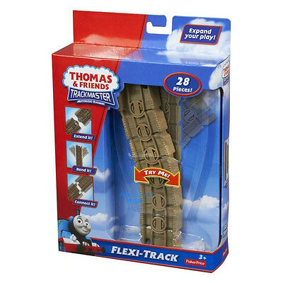 Fisher-Price Thomas & Friends Trackmaster Flexi-Track Pack (Y3338)