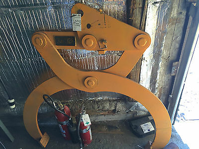 36 Inches Diameter Piping Grapple Attatchement(#297)
