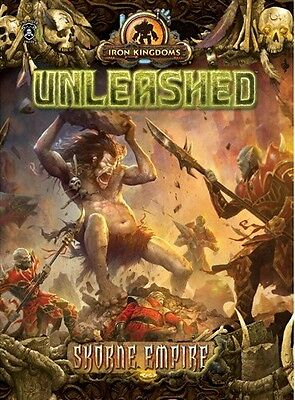 Iron Kingdoms Full Metal Fantasy RPG Unleashed: Skorne Empire PIP 419