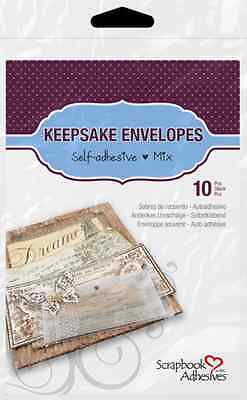 Acid Free Keepsake Envelopes