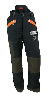 Brand New Oregon Waipoua Type C Chainsaw Trousers Multiple Sizes Available