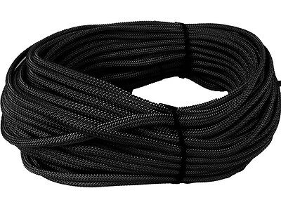 40Metersx11mm Static Kernmantle ROPE Response Rescue Climbing Abseiling Arborist