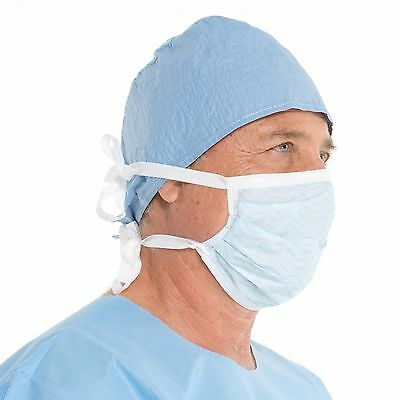 Disposable Surgical Face Salon Dust Ear Loop Medical Mouth Flu Mask (0333S1)